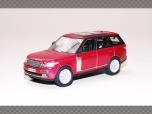 RANGE ROVER VOGUE | 1:76 Diecast Model Car