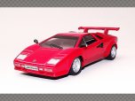 LAMBORGHINI COUNTACH | 1:43 Diecast Model Car