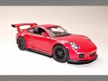 PORSCHE 911 GT3 RS ~ 2016 | 1:43 Diecast Model Car