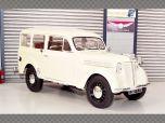 RENAULT 300KG 1951 ~ CREAM   1:18 Diecast Model Car