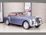 ROLLS ROYCE SILVER CLOUD MK3 1965 ~ BLUE | 1:18 Diecast Model Car