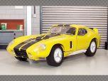 SHELBY COBRA DAYTONA COUPE 1965 | 1:18 Diecast Model Car