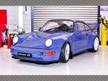 PORSCHE 964 RS ~ 1990 | 1:18 Diecast Model Car
