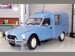 CITROEN ACADIANE 1984 | 1:18 Diecast Model Car