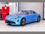 ALPINE A110  ~ 2017   1:18 Diecast Model Car