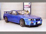 NISSAN SKYLINE GT-R (R34) ~ 1999 | 1:18 Diecast Model Car