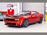 DODGE CHALLENGER SRT HELLCAT ~ 2020 | 1:18 Diecast Model Car