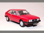 VOLKSWAGEN SCIROCCO ~ 1980 | 1:43 Diecast Model Car