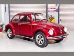 VOLKSWAGEN BEETLE 1303 1974 ~ RED | 1:18 Diecast Model Car