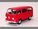 VW MICROBUS | 1:24 Diecast Model Car