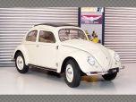 VOLKSWAGEN CLASSIC BEETLE 1950 ~ CREAM | 1:18 Diecast Model Car