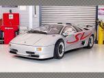 LAMBORGHINI DIABLO SV ~ 1998 | 1:18 Diecast Model Car