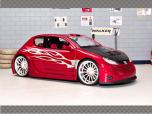 PEUGEOT 206 TUNING | 1:24 Diecast Model Car