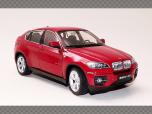 BMW X6   1:24 Diecast Model Car