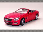 MERCEDES SL500 CONVERTIBLE ~ 2012 | 1:24 Diecast Model Car
