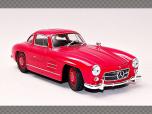 MERCEDES 300SL (W198) | 1:24 Diecast Model Car