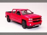 CHEVROLET SILVERADO | 1:24 Diecast Model Car