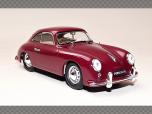 PORSCHE 356 ~ 1952 | 1:43 Diecast Model Car