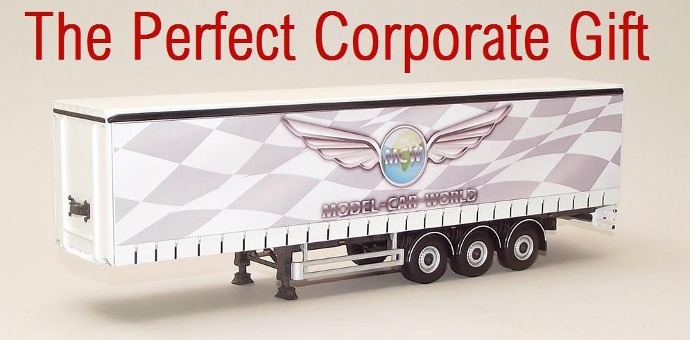 Corporate Model Car Gift